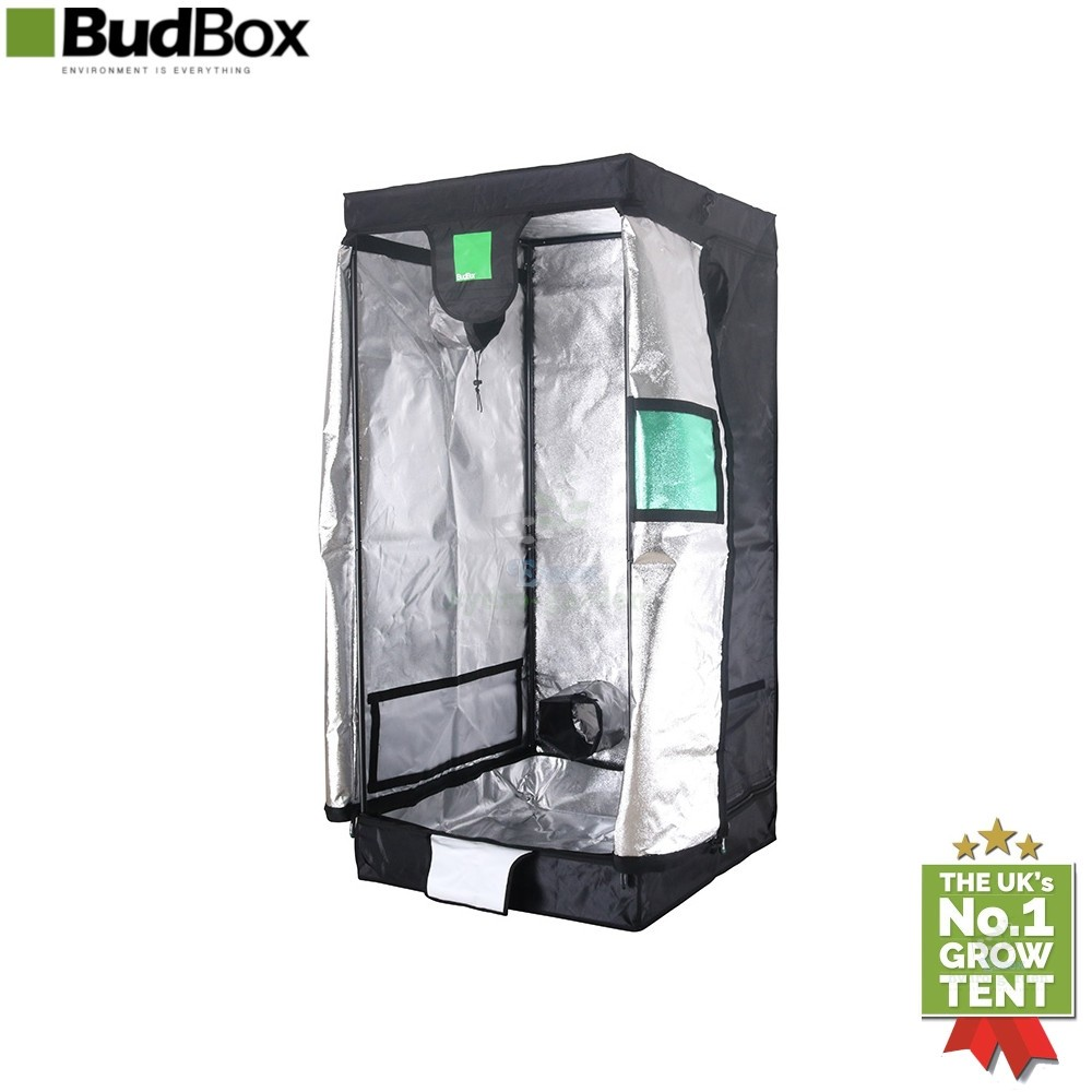 BudBox 120 Series Tents