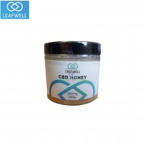 LeafWell CBD Honey
