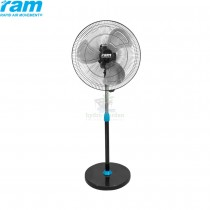 RAM Heavy Duty Pedestal Fan