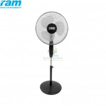 RAM Pedestal Swing Fan